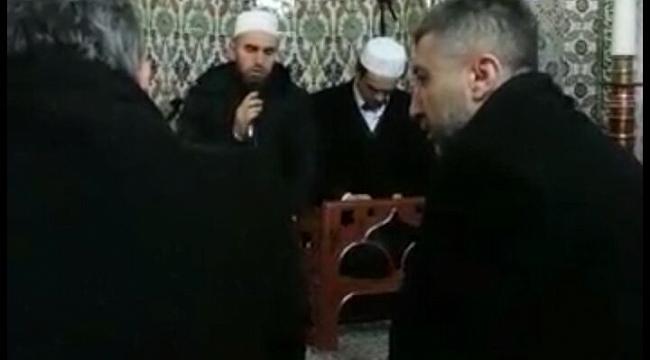 Eller Semaya Yazıcıoğlu ve şehitler için kalktı