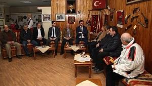 Başkan Altınok Öz'den Bosna Sancak Derneğine Ziyaret