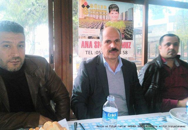 Mustafa Güler; Arsada İstanbul'un en Cazibe Merkezi Çatalca
