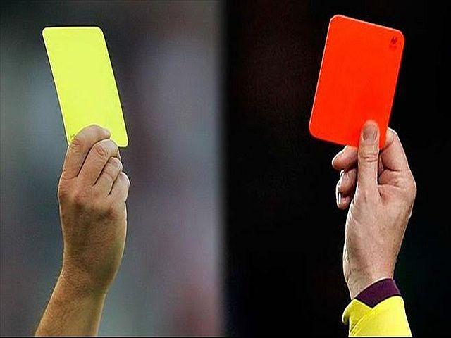 Süper Lig'in Kart Raporu Belli Oldu, En hırçın takım kim?