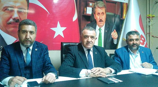 BBP Bahçelievler'de iktidar meşalesini yaktı