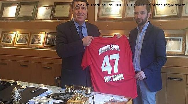 Marmara Mardinliler Derneği Başkanı Fuat Bodur'a Anlamlı Ziyaret