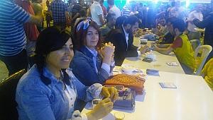 Malatyalıların ramazan standı Esenler'in gönül durağı oldu