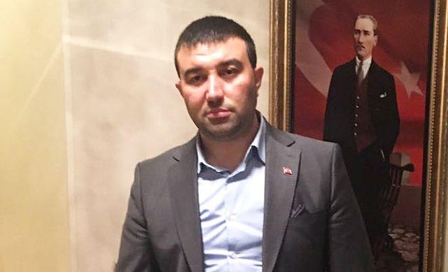 Bayrampaşaspor'un yeni As başkanı Fatih Dünemez oldu