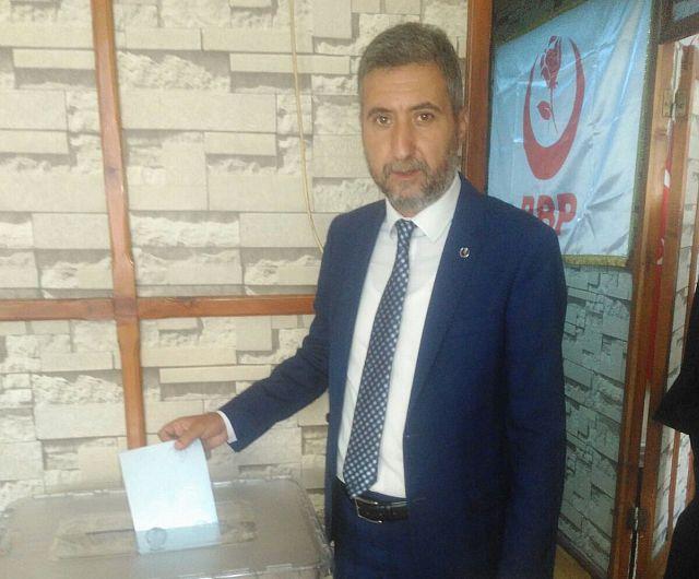 BBP Bahçelievler Yeniden Serkan Karacaoğlu Dedi!