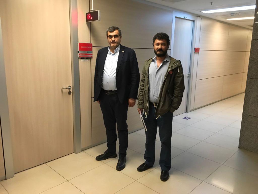 CHP'li Dr. Ali Şeker'den AK Parti MKYK Üyesi Oğan Hakkında Suç Duyurusu