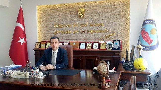Mustafa Eldivan Bağcılar Kaymakamı Oldu