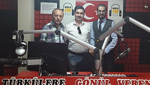 Beklenen Haber Türkülere Gönül Verenlerin Radyosu Medya FM'den....