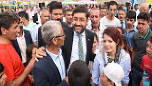 Beşiktaş'tan Hakkari'ye Sevgi Köprüsü...