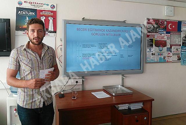 Gencosman- İMKB Anadolu Lisesi Yeni Döneme Hazır!