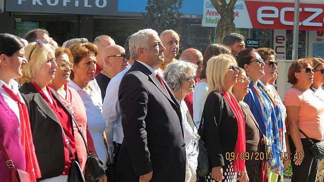 Güngören CHP 94. Yaşını Kutladı