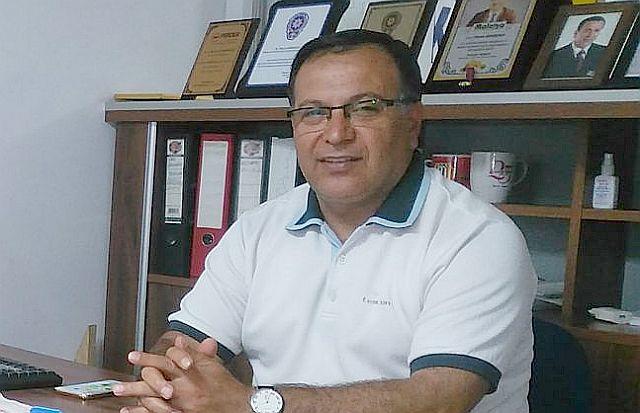 Hasan Arıkbuğa  Kavaklı Dere Rıka Derneği Başkanı