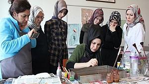 Zeytinburnu'nda Kültür Sanat Kursları Kayıt Dönemi Başladı