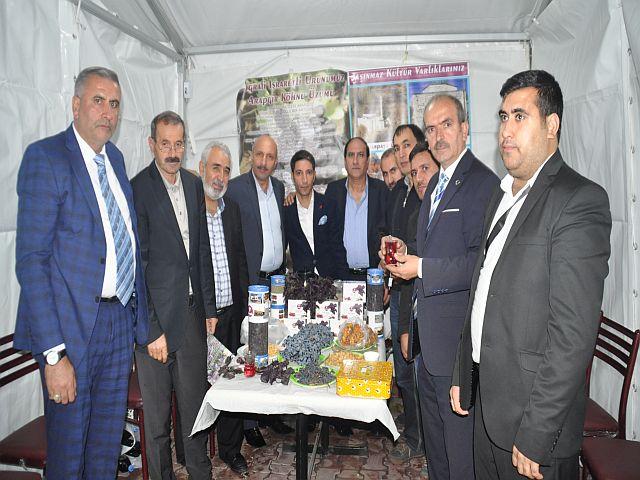 Arapgir Mor Reyhan Çayı Festivalde Görücüye Çıktı