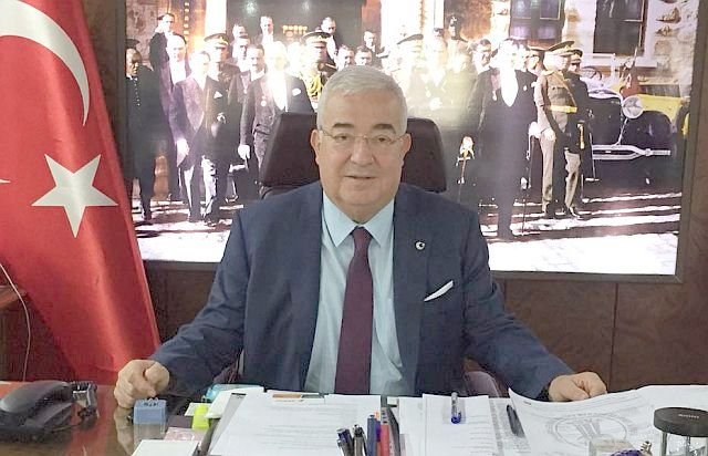 FAİK YILMAZ - İSTESOB İstanbul Esnaf ve Sanatkarlar Odaları Birliği Başkanı