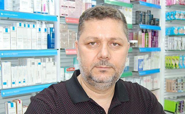 Özcan Efilti - Gençosman Camii Vakfı Başkanı