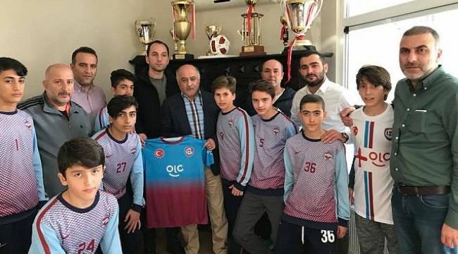 İstanbul Güngörenspor Altyapısı Şampiyonluğunu İlan Etti