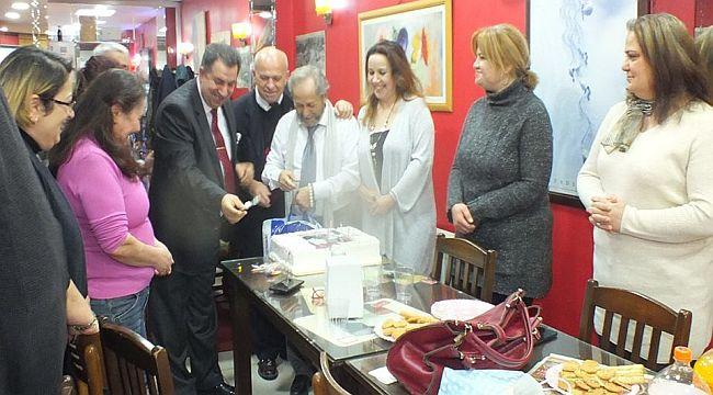 ZEYTİNBURNU'NUN TARİHÇİ,GAZETECİSİ MEHMET ALPAY , 71 YAŞINA GİRDİ