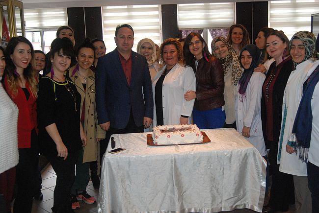 Cemil Meriç Lisesi'nden, Ders Gibi Kadınlar Günü Kutlaması