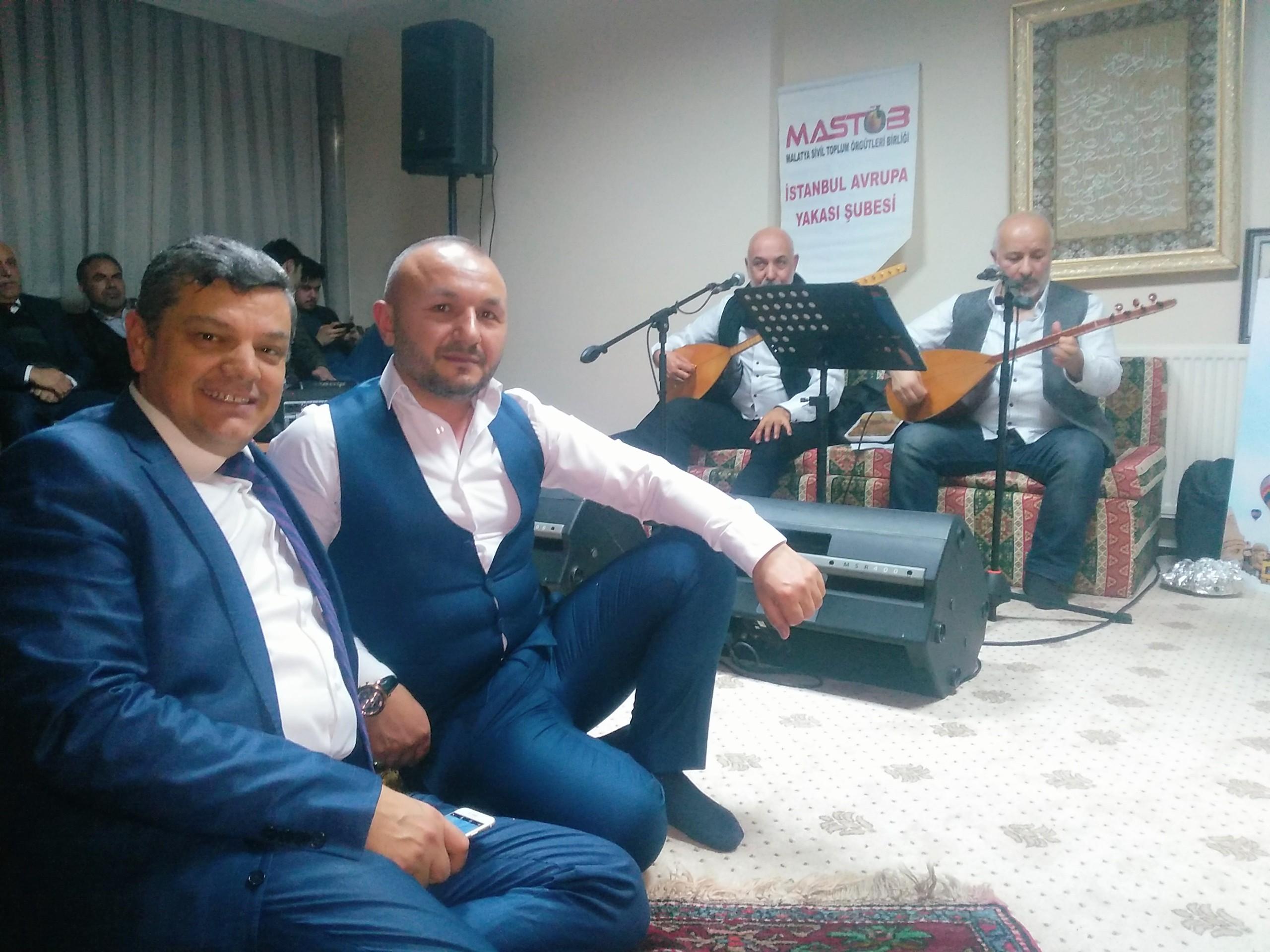 Malatya'nın değerleri, Türkülerin nağmeleri ile buluştular