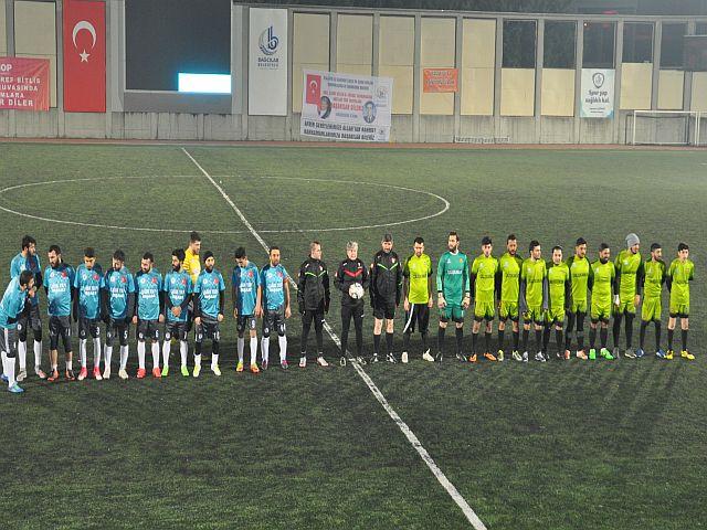 Malatya Eşref Bitlis futbol turnuvası başladı