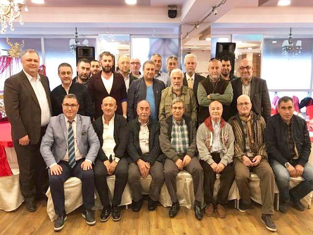 Bakırköyspor'un yeni patronu Basri Çiftci ve ekibi oldu