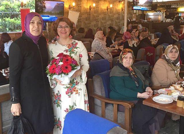 Posofluların Kadın Kolları Başkanı  Yaşagül KAYA oldu
