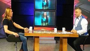 Türkiye'nin Brad Pitt'i Burhan Sırma Kadir Balık'ın konuğu oldu