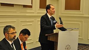 Dr. Fatih Erbakan İstanbul'da Milli Görüşün 2. 40 yıllık şahlanışını ilan etti.