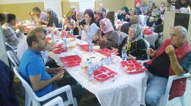 İstanbul'da yaşayan Posoflular İftar bereketinde buluştu