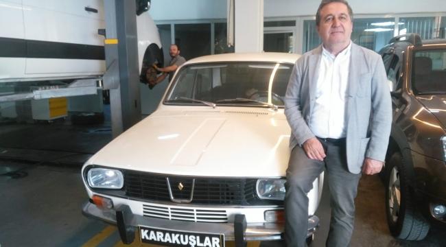 Selami Karakuş 48 yaşındaki özleminden vazgeçmiyor