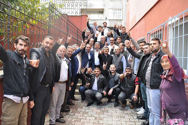 Erdem Karakoç;Büyükşehirler'de CHP'nin adaylarına nefes aldırmayacağız