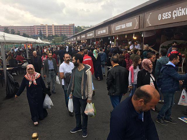 Malatya Günlerinde iğne atsan yere düşmedi, Yenikapıya Milyonlar aktı