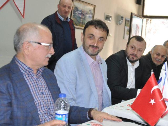 Güngören'li Trabzon'lular Fikret Turan'ı meclis üyesi yapacak