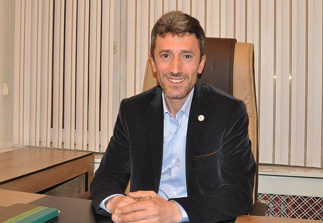 Selçuk Altınel Güngören Yeniden Refah Partisi Kurucu ilçe başkanı oldu