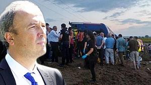 Turan Hançerli Çorlu tren faciası kararına itiraz etti
