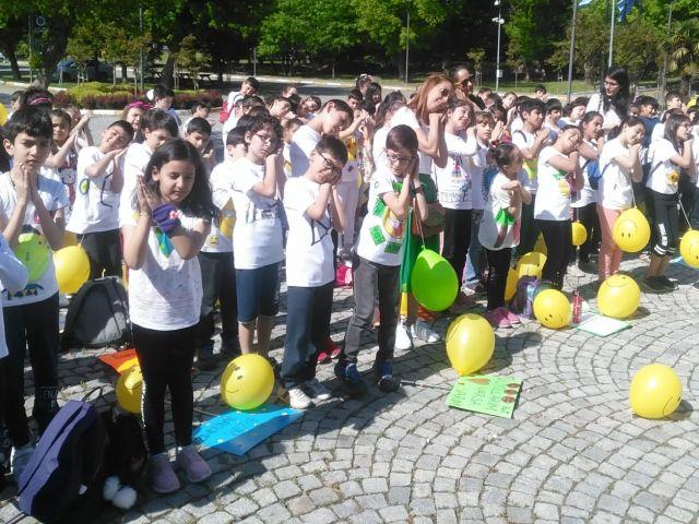 Güngören'de gelecek nesil Duygu Selinin kapısını Festivalle araladı