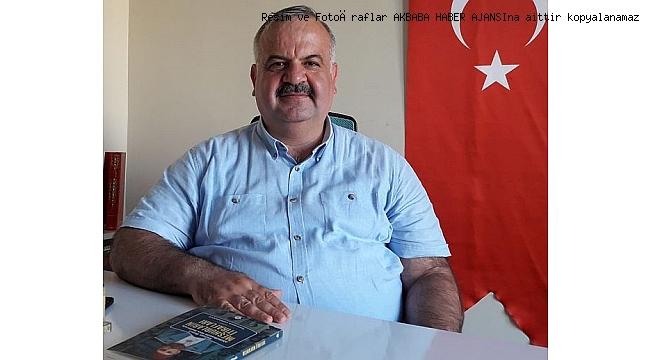 Mehmet Nuri Kaynar; Diriliş Eğitimsen  Gönüllerin, ilkelerin, adaletin, liyakatin sendikasıdır