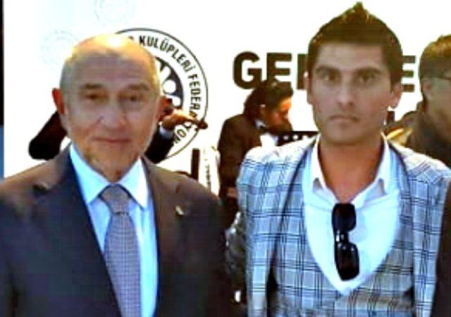 TFF başkanı Nihat Özdemir'e ,Özgür Subaşı'dan tebrik mesajı