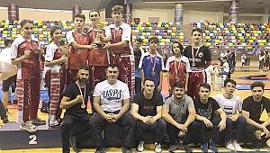 30 Ağustos Zafer kupası  şampiyonu Murat Ekmekçi Kickboks  spor kulübü
