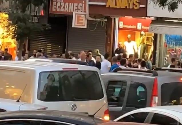 Güngören'de taciz iddiası mahalleliyi ayağa kaldırdı