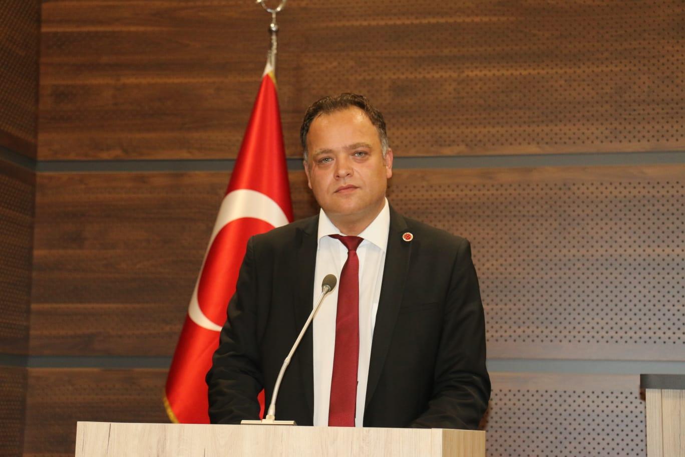 Meclis üyesi Gökhan Arslan; İnsanlarımızı ölüme terk edemeyiz...
