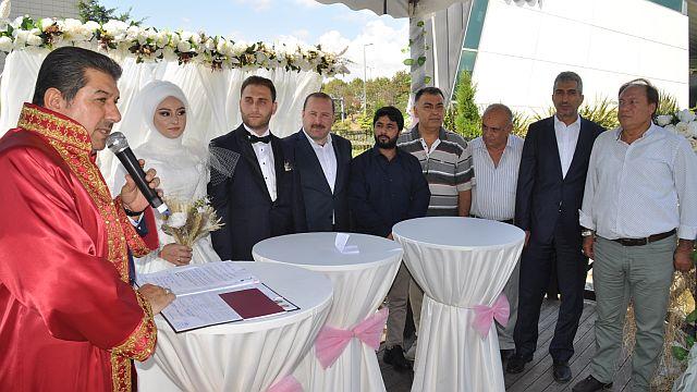 Merve Damar hayatını Bilal Faruk Oğuz'la birleştirdi
