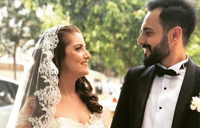 Samet Karacan hayatını Nagihan  Çapkın ile birleştirdi