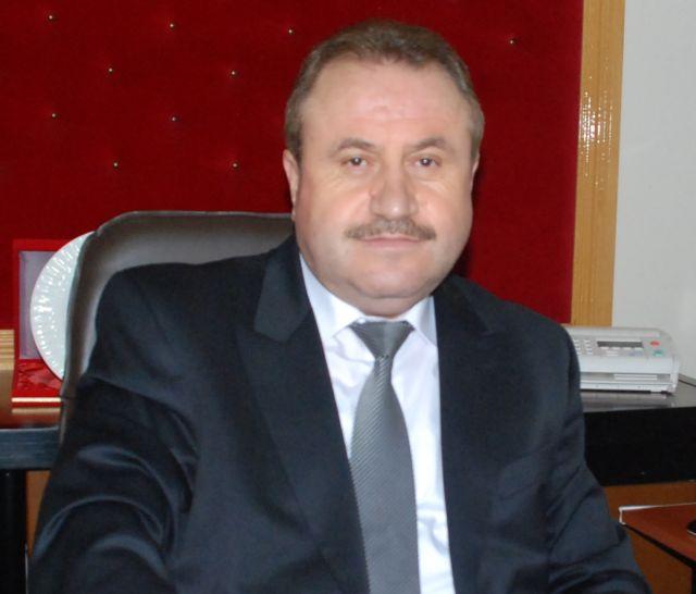 Aydın Karadağ Posof Gençlik Spor kulübü Onursal Başkanı oldu