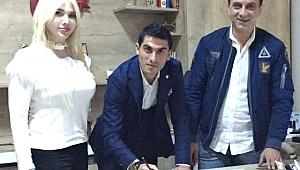 Genç Başkan Özgür Subaşı Ve Sanatçı Şebnem Ceyhan Mavi Karadeniz Tv ile el sıkıştı