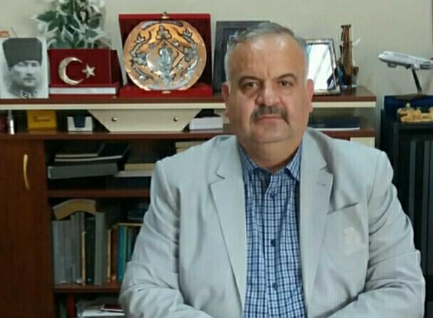 Mehmet Nuri Kaynar; İstanbul'un ikinci Fatihi Gazi Mustafa Kemal Atatürk'tür