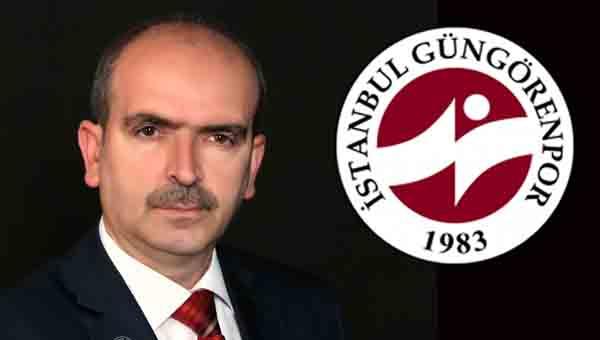 Mustafa Akbaba İstanbul Güngörensporun Genel sekreteri oldu