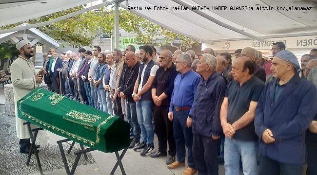 Temel Karamahmutoğlu'nu sevenleri son yolculuğunda yalnız bırakmadı