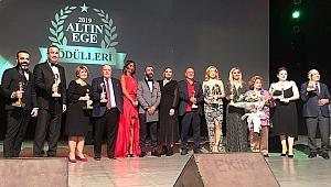 Altın Ege Ödülleri Sahiplerini Buldu